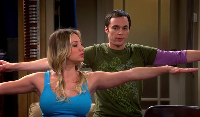 Via http://vignette4.wikia.nocookie.net/bigbangtheory/images/0/09/Penny_and_Sheldon_doing_Warrior_2.jpg/revision/latest?cb=20140121135016