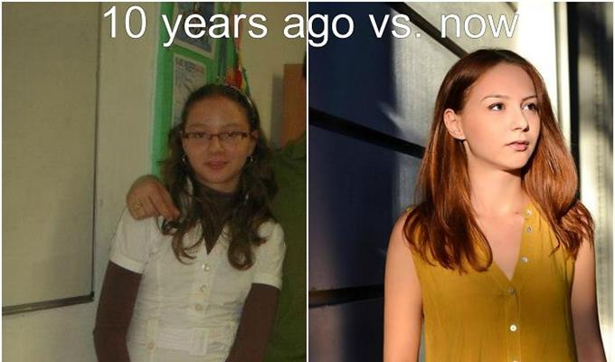 Via http://www.boredpanda.com/before-after-ugly-duckling-beauty-transformation/?page_numb=9