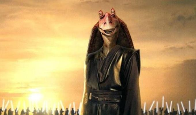 Via http://9gag.com/gag/azVBymx/the-more-i-imagine-the-prequels-with-jar-jar-binks-as-a-jedi-master-the-more-i-love-them-with-him-being-just-an-idiot-creature
