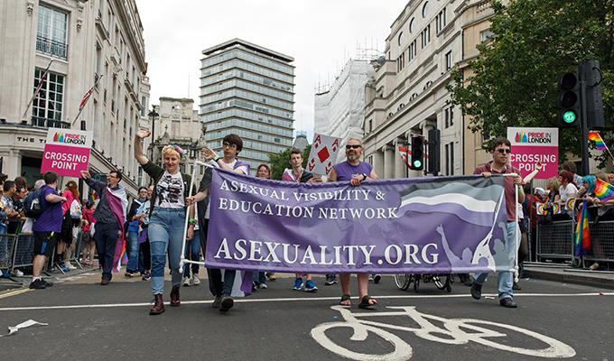 Via https://upload.wikimedia.org/wikipedia/commons/8/86/Pride_in_London_2016_-_Asexual_people_in_the_parade_at_Trafalgar_Square.png