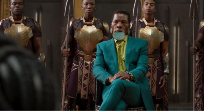 Via http://media.comicbook.com/2017/06/black-panther-green-suit-1002072-1280x0.png