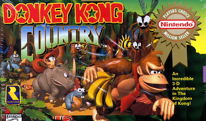 Via https://vignette.wikia.nocookie.net/rare/images/2/23/Donkey_Kong_Country_-_North_American_Boxart.png/revision/latest?cb=20120518032618