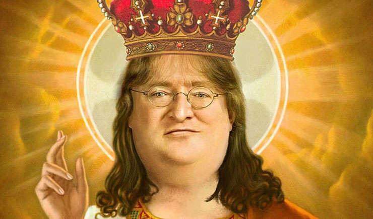 Via https://i2.wp.com/gamesquill.comhttps://cdn.kincir.com/1/old/2018/10/The-Valve-office-has-a-floor-to-ceiling-picture-of-the-Lord-Gaben-meme.jpg?fit=1920%2C1080&ssl=1