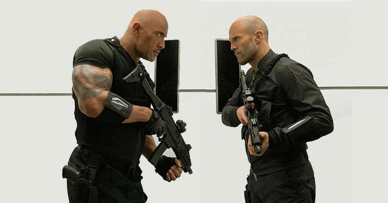 (REVIEW) Fast & Furious: Hobbs & Shaw (2019)