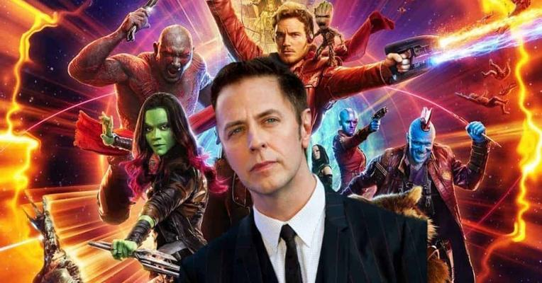 James Gunn Buka Suara soal Naskah Film Guardians of the Galaxy 3
