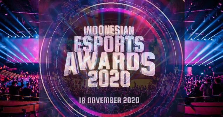Dukung Pro Player Indonesia di GTV Indonesian Esports Award