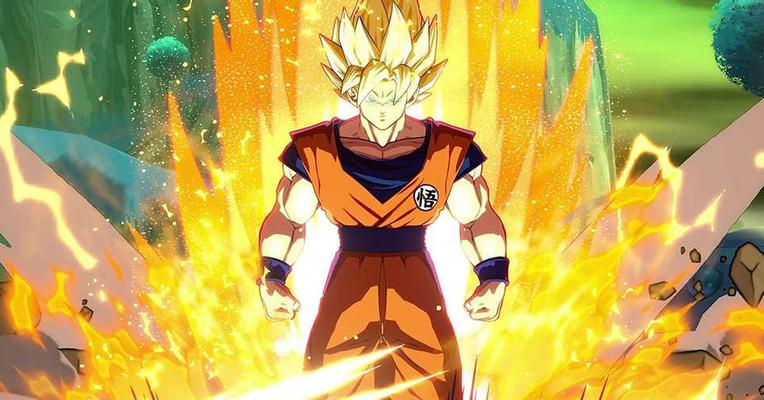 Film Dragon Ball Super Pamer Desain Baru Super Saiyan