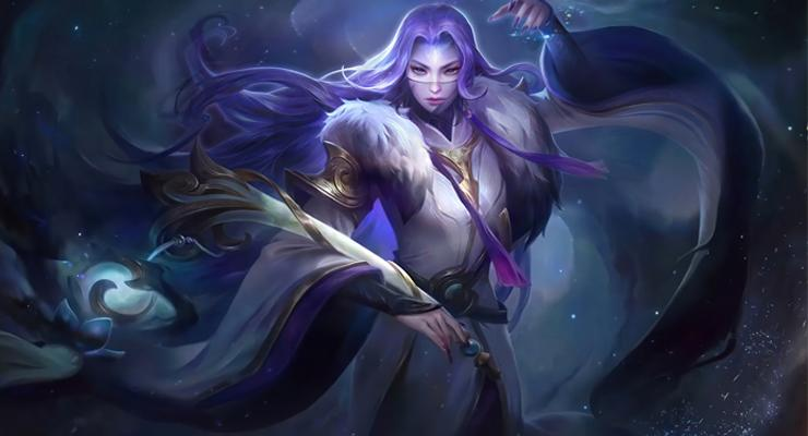 Mage/Support terbaik Mobile Legends.
