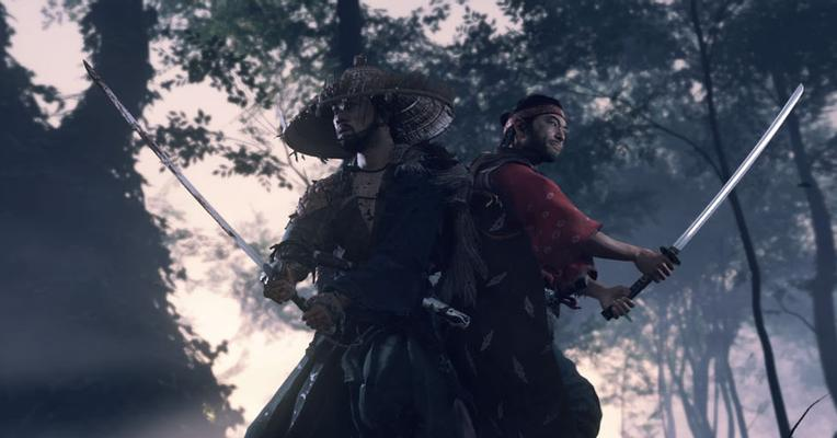 Developer Ghost of Tsushima Cari Penulis untuk Game Open World Baru