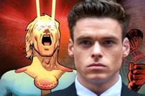 Intip First Look Richard Madden Syuting Film Eternals
