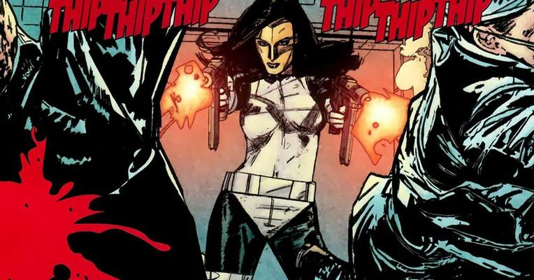 Villain Marvel Madame Masque