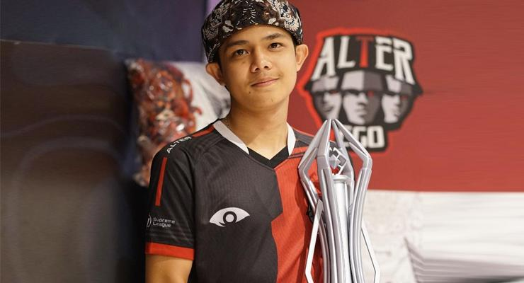 Maungzy Pro Player Mobile Legends Alter Ego.