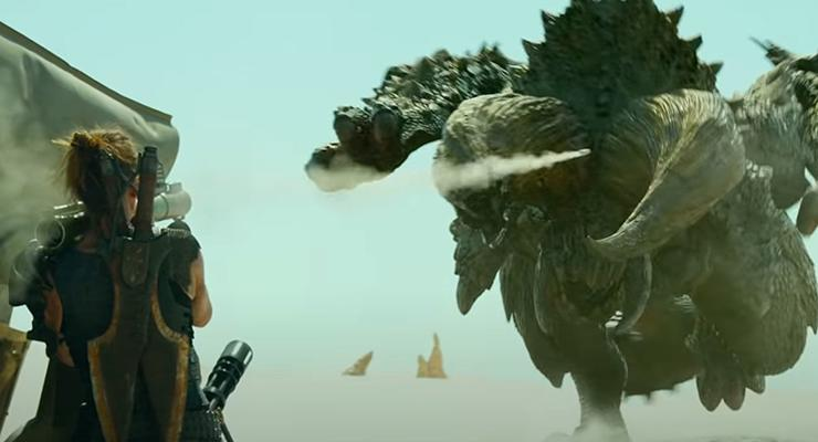 Review dan Sinopsis Film Monster Hunter