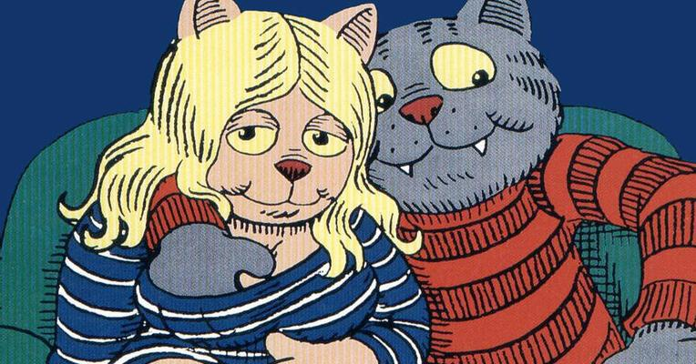 Film Animasi Fritz the Cat