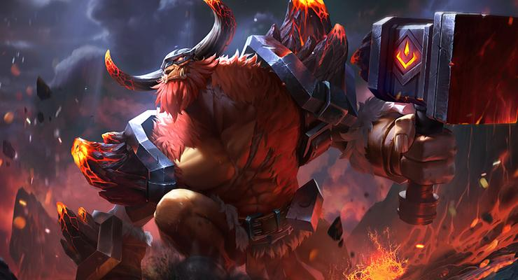 Minotaur Mobile Legends.