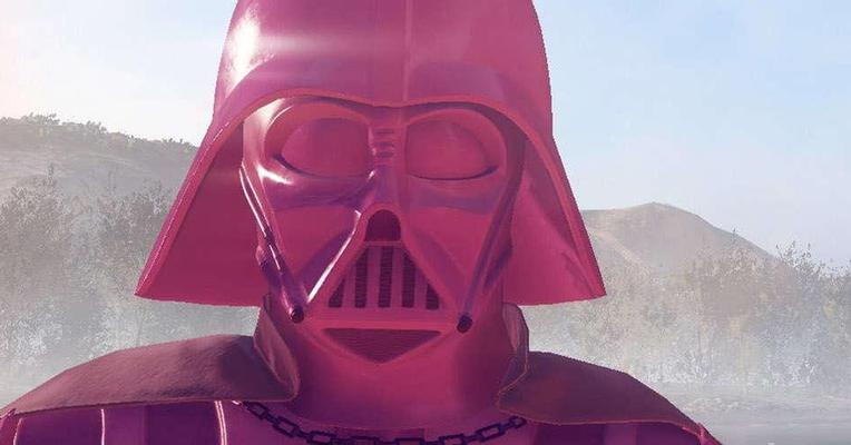 Pink Darth Vader Hadir di Star Wars: Battlefront II