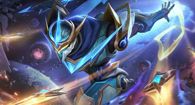 Mobile Legends Gusion.