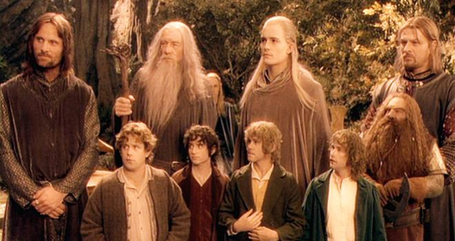 Serial Lord of the Rings