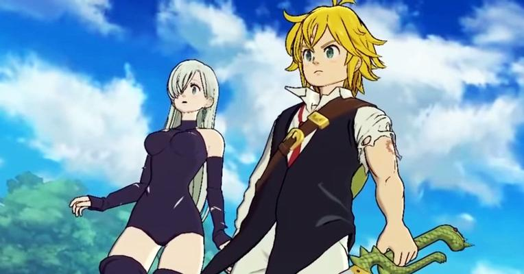 5 Karakter Overpowered di Seven Deadly Sins: Grand Cross