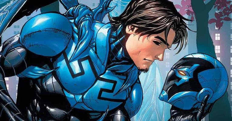 DC Siap Garap Film Superhero Blue Beetle