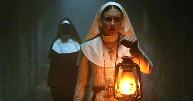 James Wan Ungkap The Conjuring Universe di Klip The Nun