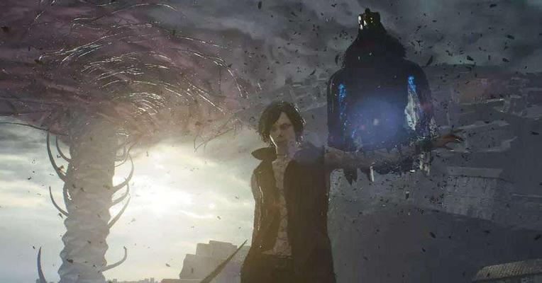 5 Fakta V, Karakter Misterius di Devil May Cry 5