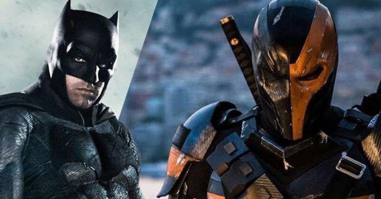 Justice League Snyder Cut Bikin Batman Akur dengan Deathstroke!