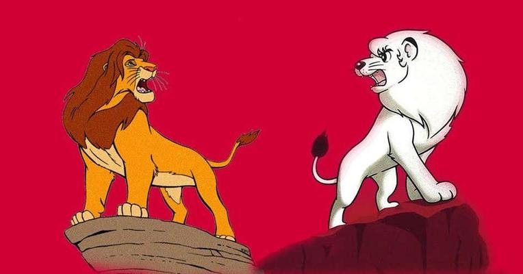 5 Bukti Film The Lion King Mirip dengan Kimba the White Lion