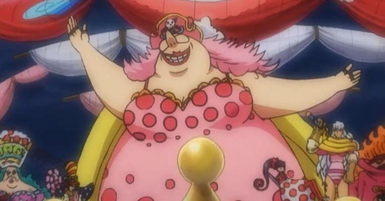 (One Piece) Big Mom Bakal Gabung Aliansi Topi Jerami di Wano?