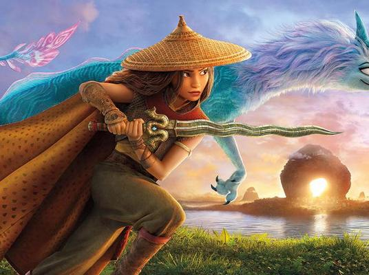 (REVIEW) Raya and the Last Dragon (2021)