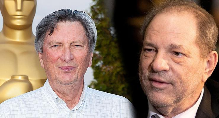 John Bailey dan Harvey Weinstein