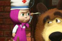Makna Mendalam Masha and the Bear