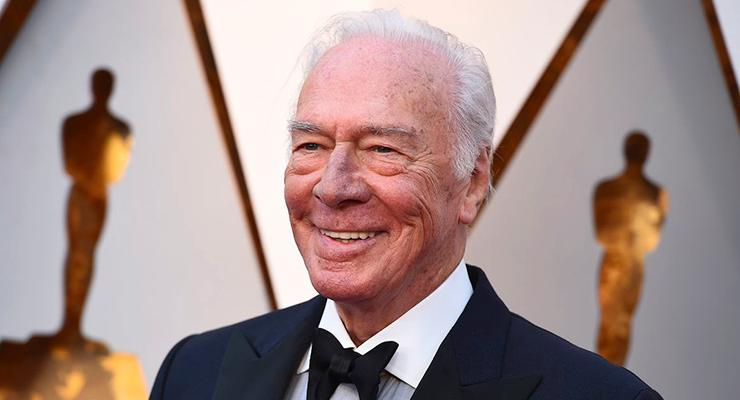 Aktor Knives Out, Christopher Plummer, Meninggal Dunia