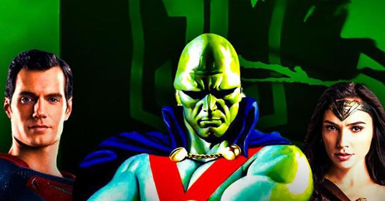 Martian Manhunter Muncul di Trailer Terakhir Justice League Snyder Cut