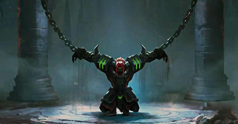 (Mobile Legends) Fakta Terizla, Hero Fighter Paling Sadis