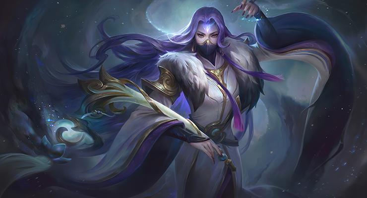Luo Yi Mobile Legends