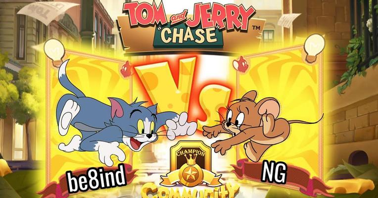 Turnamen Esports Tom and Jerry: Chase 2020.