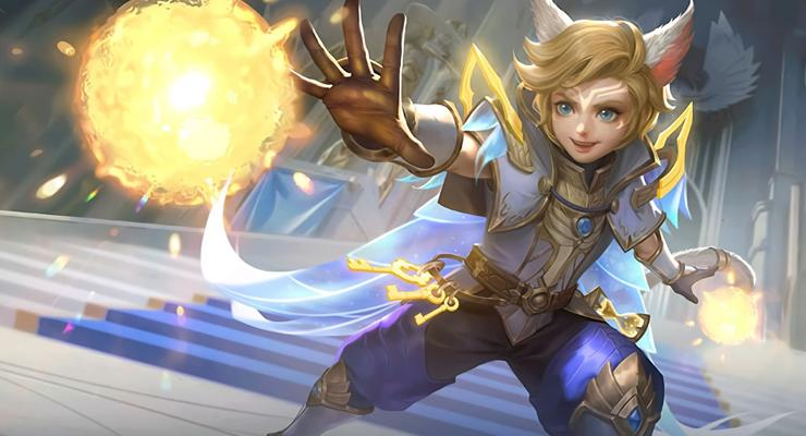 Harith Hero Mage Mobile Legends.
