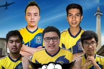 (Point Blank) M18 BARBAR GnR dan CUTE TRP 300 Amankan Slot Grand Final PBIQ