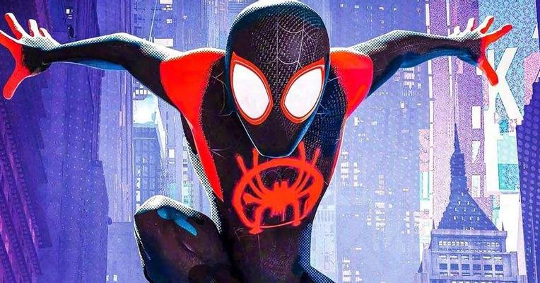 (REVIEW) Spider-Man: Into the Spider-Verse (2018)