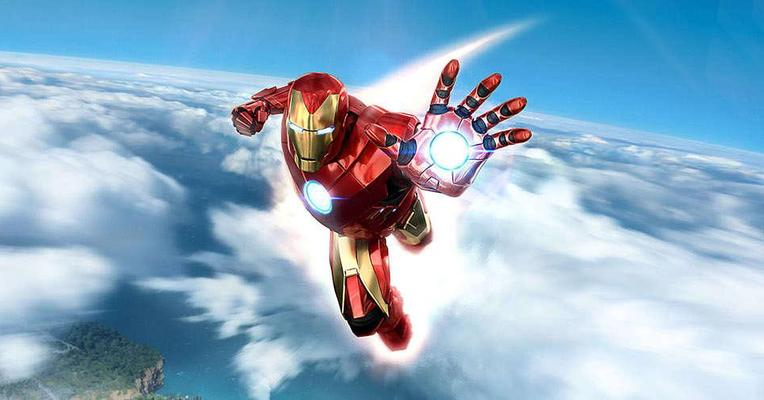 PlayStation Asia Unjuk Demo Iron Man VR di Battle of the Toys!