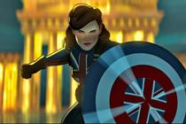 (What If?) Episode 1: Peggy Carter, sang Super Soldier!