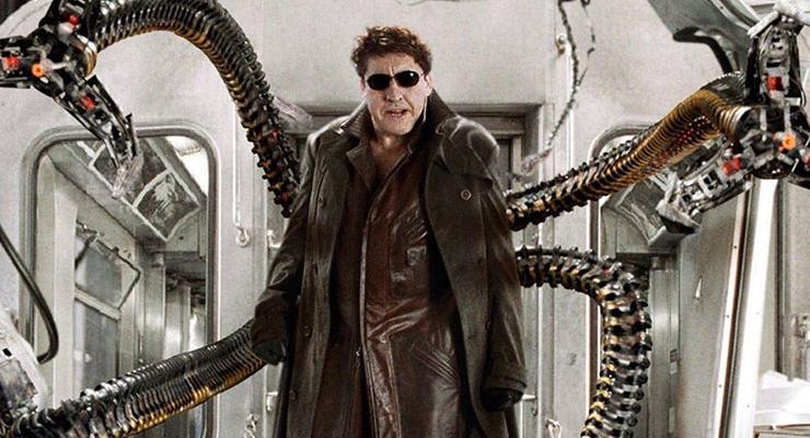 Pemeran Doctor Octopus Bocorin Multiverse di Spider-Man: No Way Home!