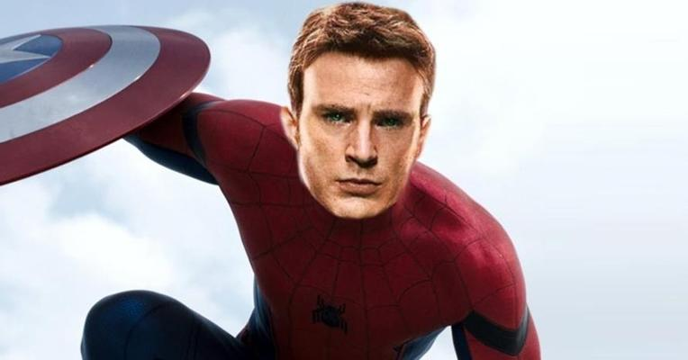 (WHAT'S HOT) Steve Rogers Jadi Spider-Man hingga Trailer Shang-Chi