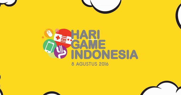 Yuk, Hargai Video Game Lokal di Hari Game Indonesia!