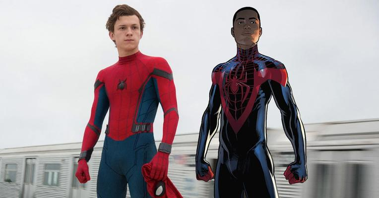 (WHAT'S HOT) Miles Morales di Spider-Man 3 hingga Captain America Baru