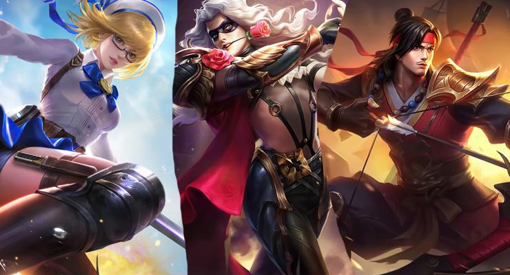 Hero Assassin Mobile Legends.