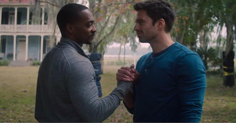 Intip Duet Maut Sam dan Bucky di Trailer Baru Falcon and Winter Soldier