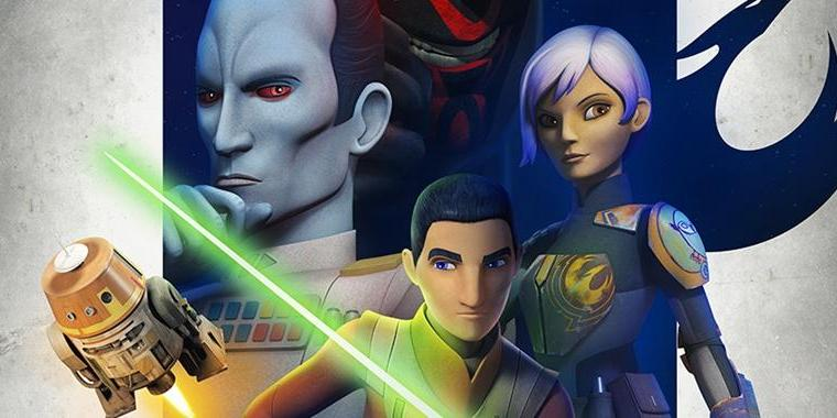Star Wars Rebels 3: Ancaman dari Musuh Baru, Grand Admiral Thrawn
