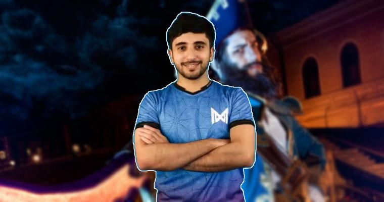 (Dota 2) Top Global Kunkka, Attacker Resmi Gabung dengan Nigma